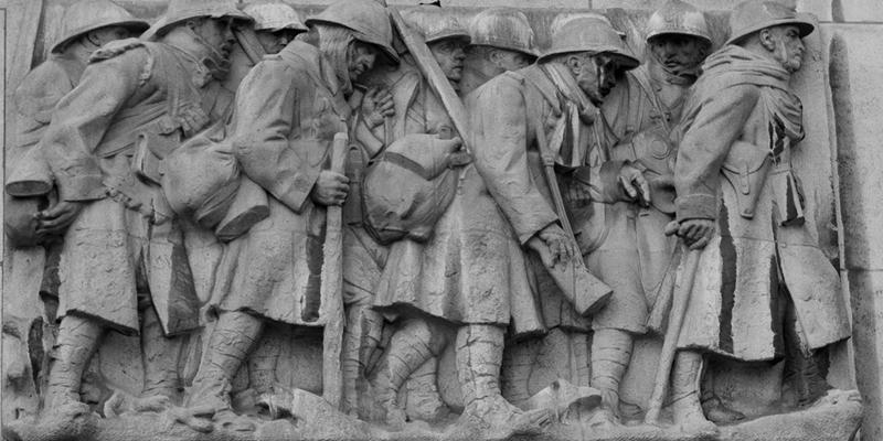 Great War Memorial in Lille