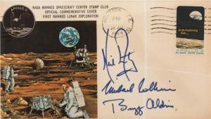 NASA Postcard