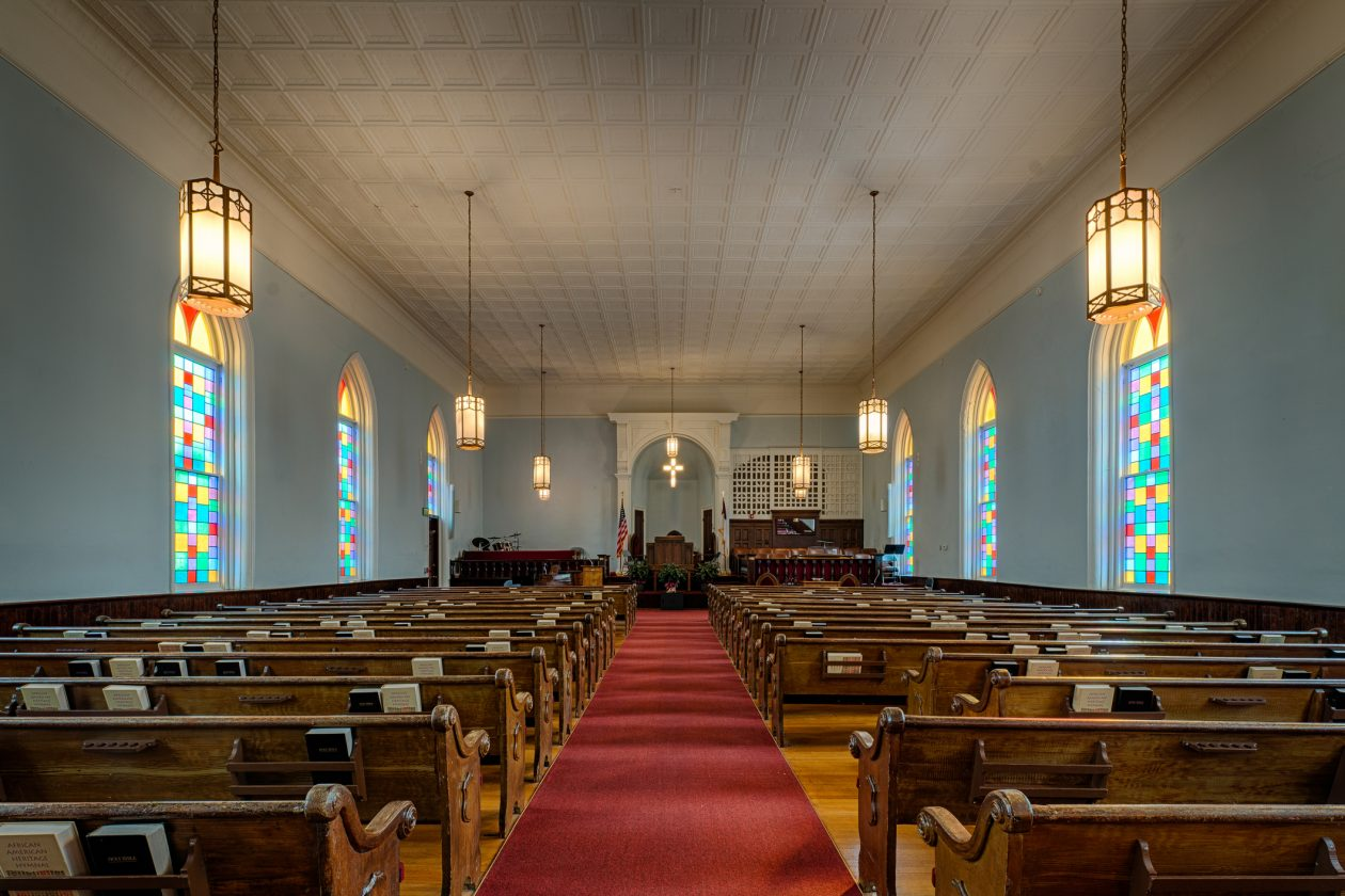 Pews and Pulpit