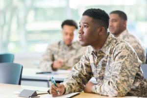 Soldier Focusing