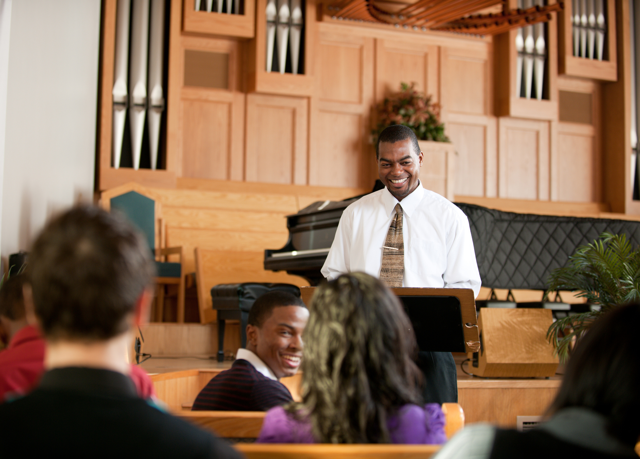 """Featured image for """"Finding Joy in Preaching"""""""